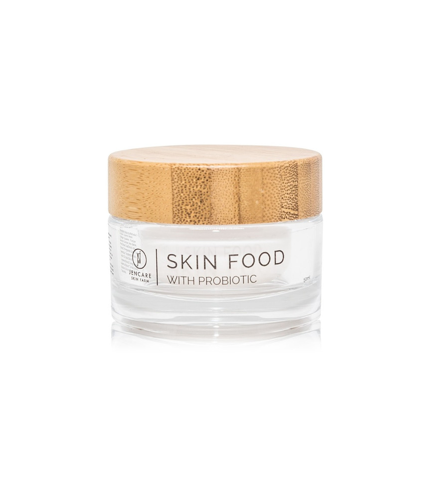 SKIN FOOD with Probiotic