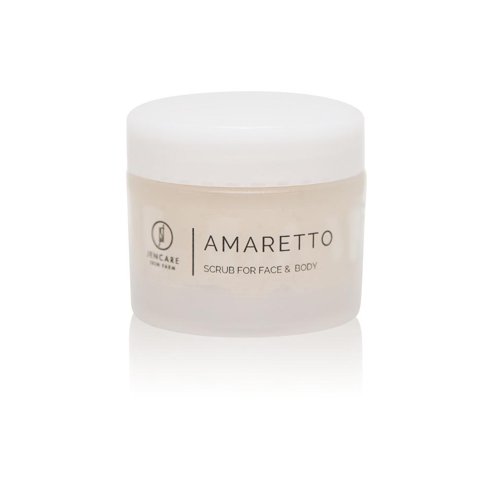 AMARETTO Scrub for Face & Body