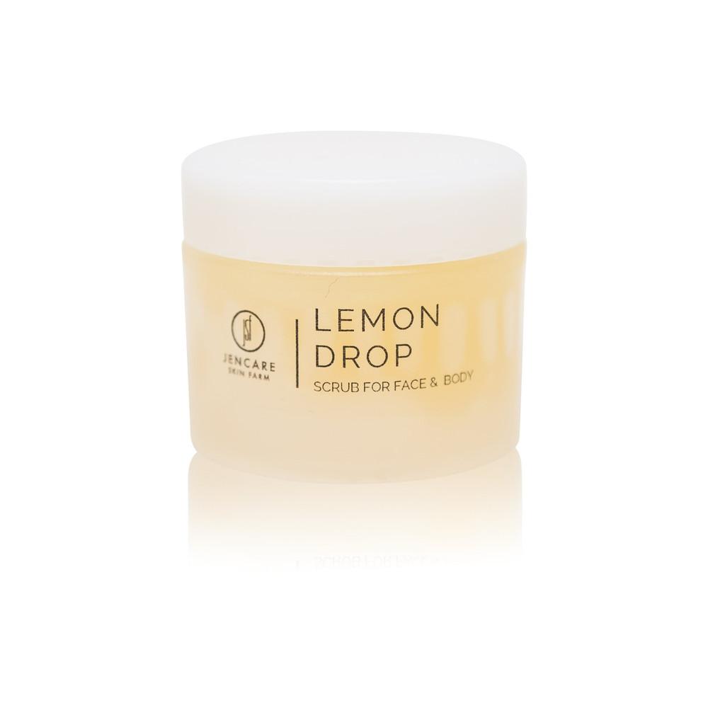 Lemon Drop Scrub for Face & Body