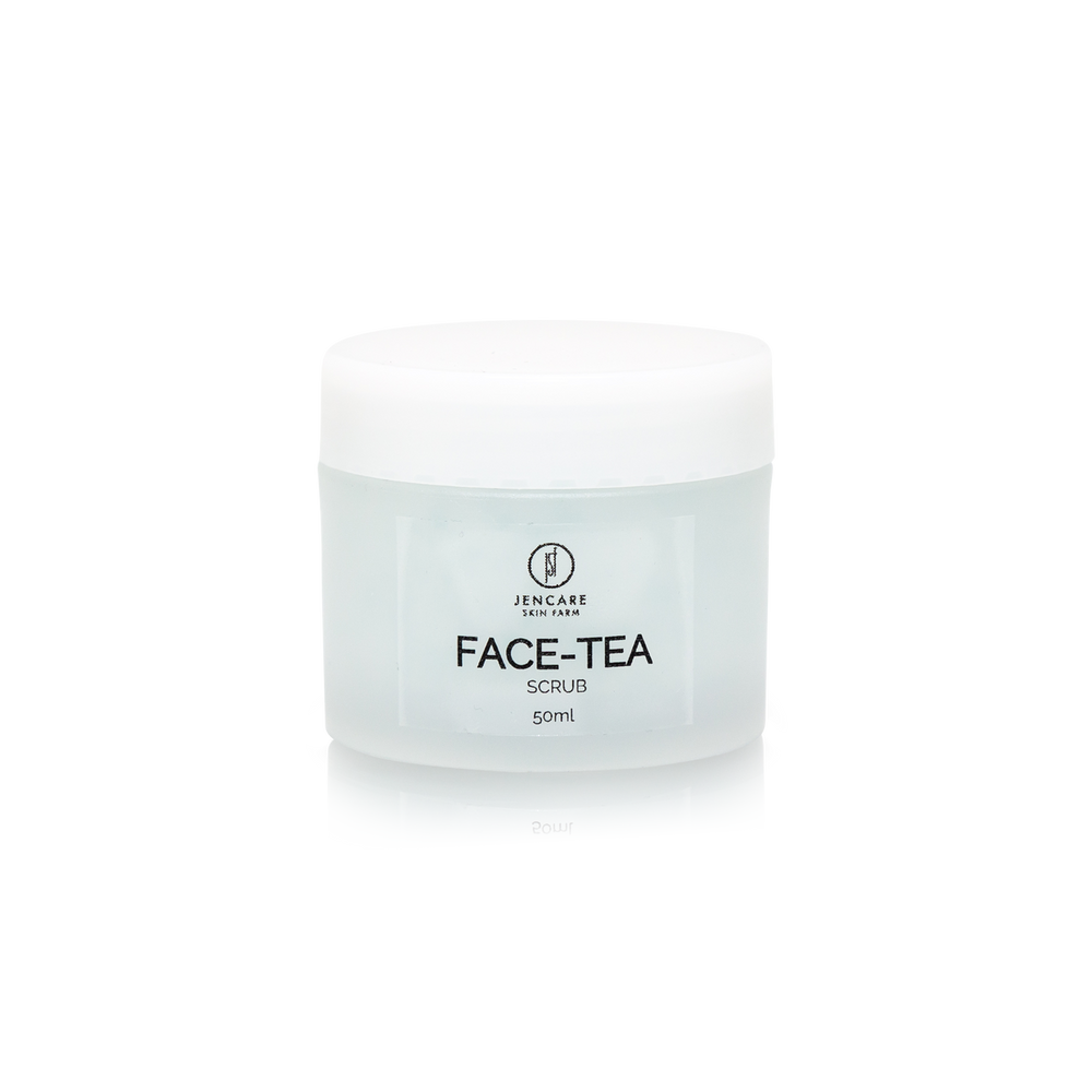 FACE-TEA SCRUB