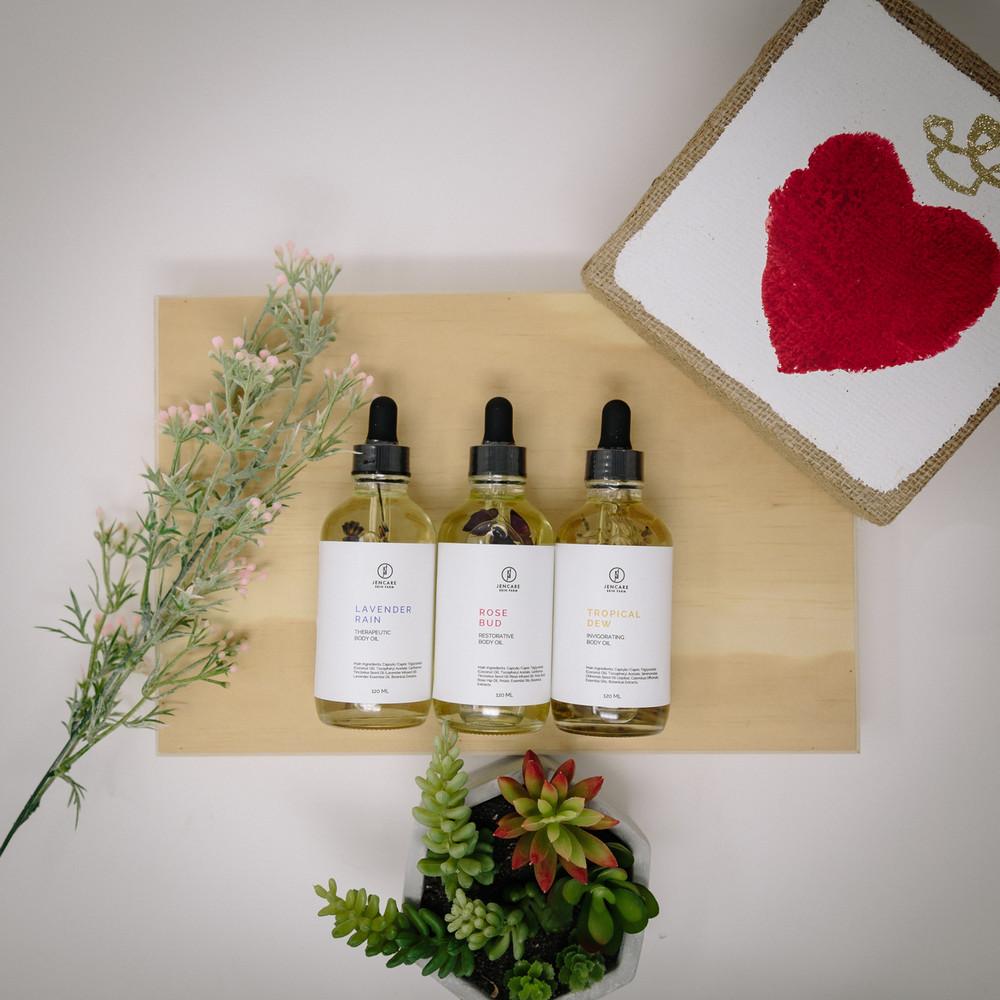 TROPICAL DEW Body Oil