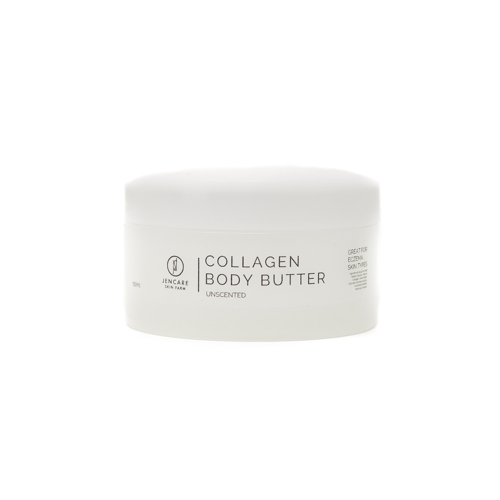 Unscented Collagen Body Butter
