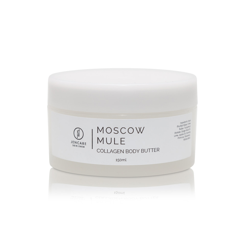 MOSCOW MULE Body Butter