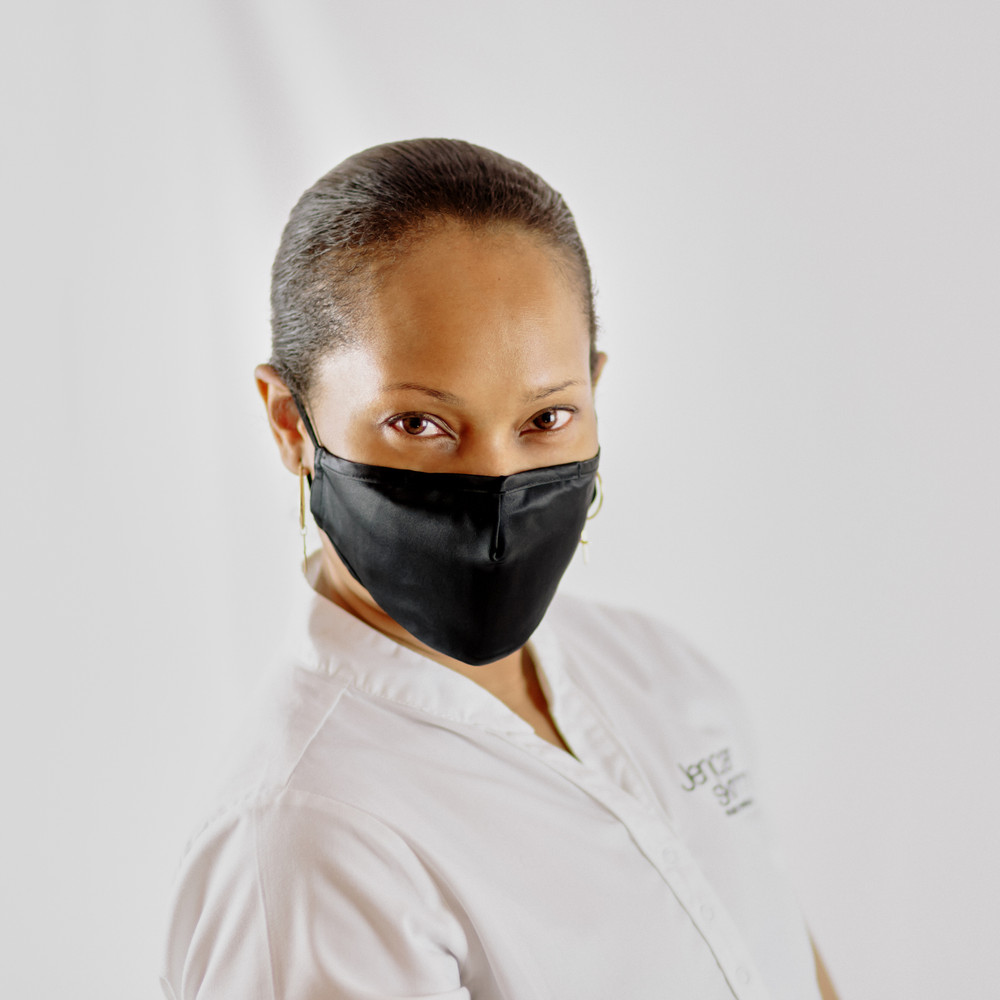 Jencare 100% SILK Face Masks