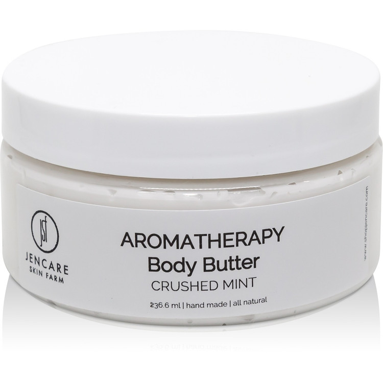 Aromatherapy Body Butter - Crushed Mint