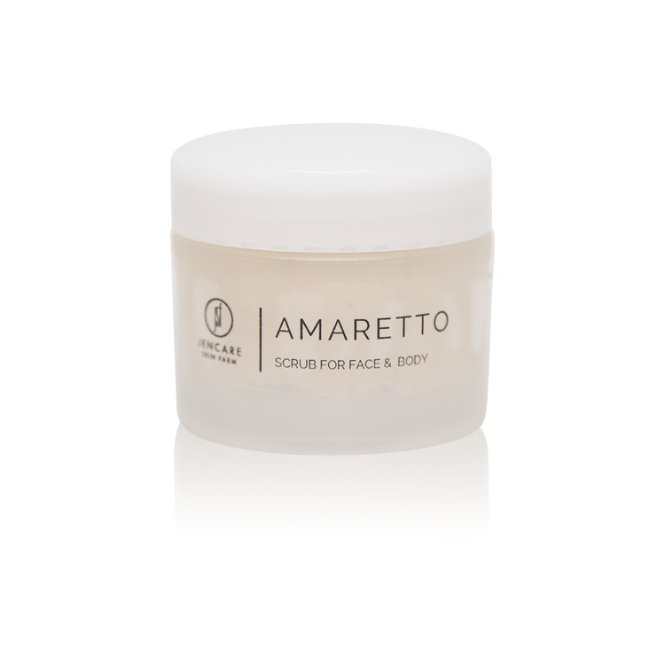 AMARETTO Scrub for Face & Body