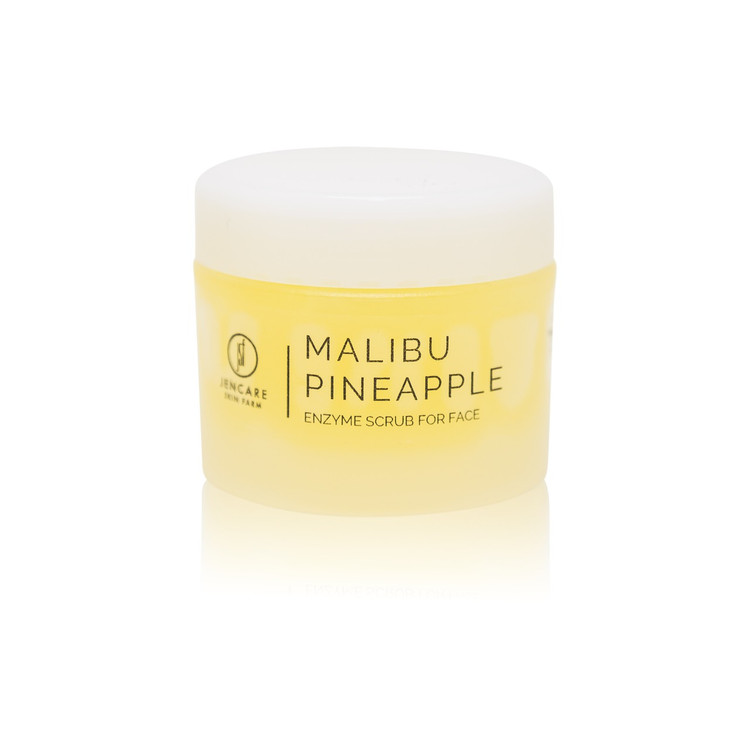 Malibu Pineapple Enzyme Scrub for Face