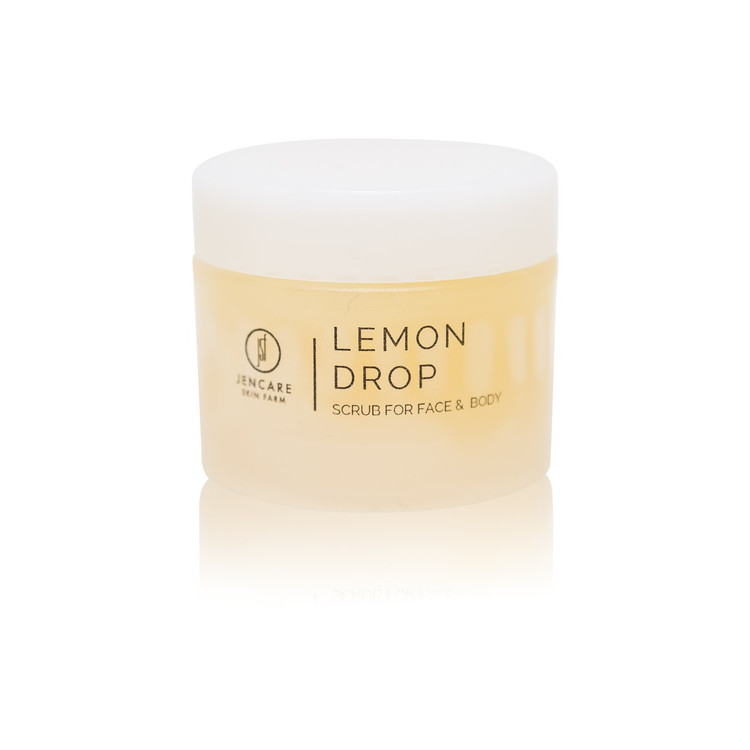 Lemon Drop Scrub for Face & Body