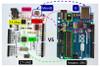 CT-UNO vs. Arduino UNO
