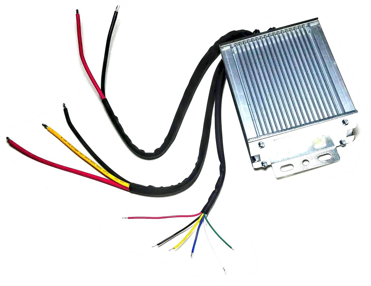 PN00110-12C - Brushless (BLDC) 12v Motor Driver Speed Controller 17A