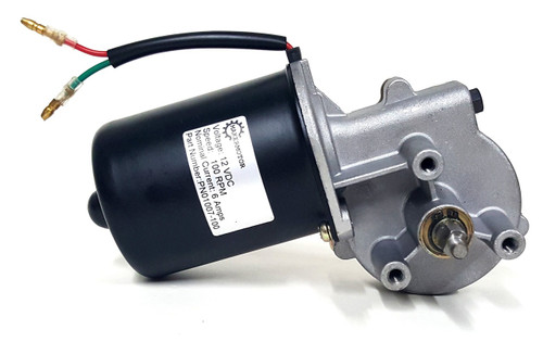 PN01007-100 Electric Gear Motor 12v Low Speed 100 RPM Gearmotor DC