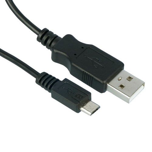 USB Type A to Micro B