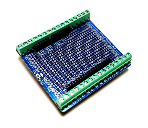 screw terminal shield for Arduino