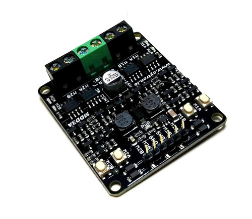 mdd3a dual channel 4-16v 3a motor driver