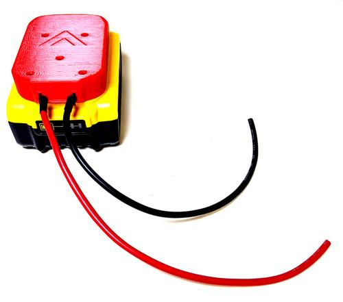 battery adapter for DeWalt Lithium Ion 20-Volt MAX