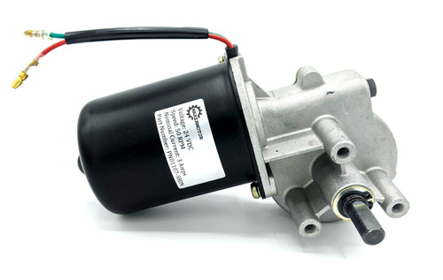 "24v dc 3/8"" shaft gear motor"