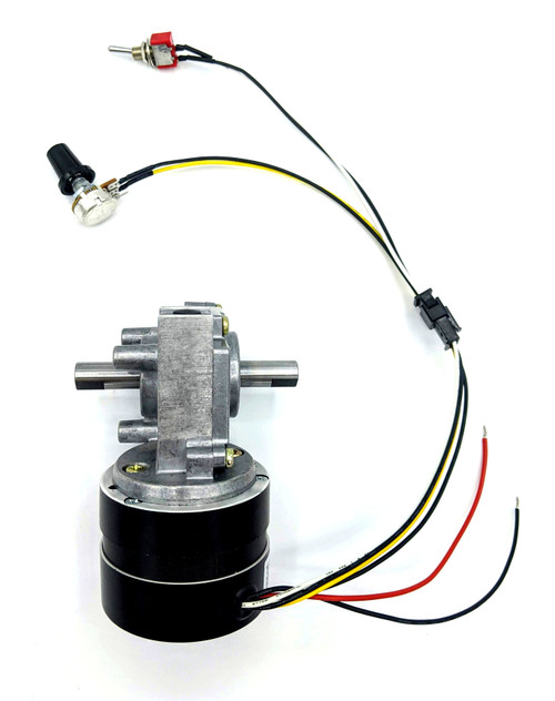 bldc variable speed gear motor