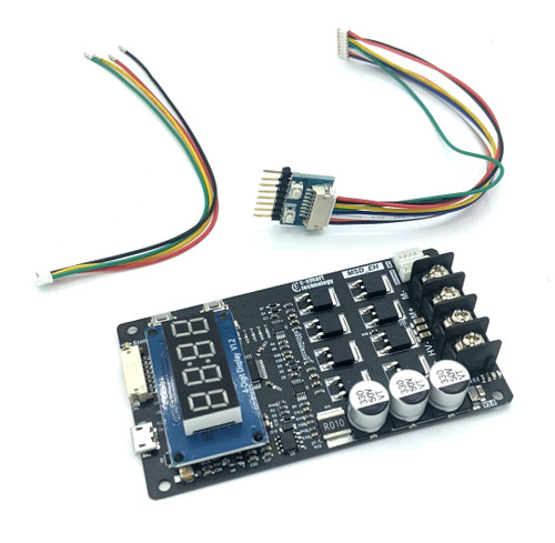 PN00221-CCS2 Brushed 10-40V 20A DC Motor Servo Controller Closed-Loop-Feedback Position and Velocity Controls
