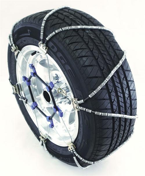 TireChain.com 195//45-16 195 45-16 A1022 Diagonal Cable Tire Chains Set of 2