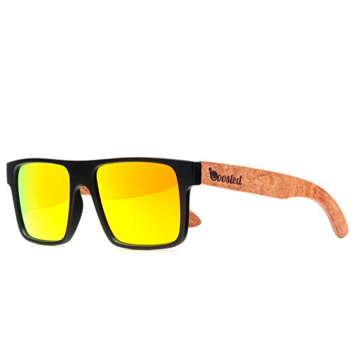 Boosted GT/ Premium Hardwood/ Polarized Fire