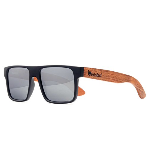 Boosted GT/ Premium Hardwood/ Polarized Steel