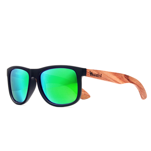 OG G2/ Premium Hardwood/ Polarized Green