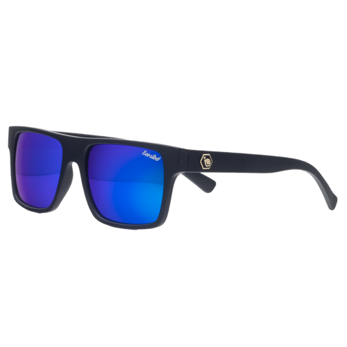 GT Black X Polarized Royal Blue
