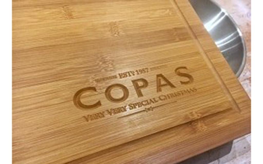 Luxury Copas Carving Board