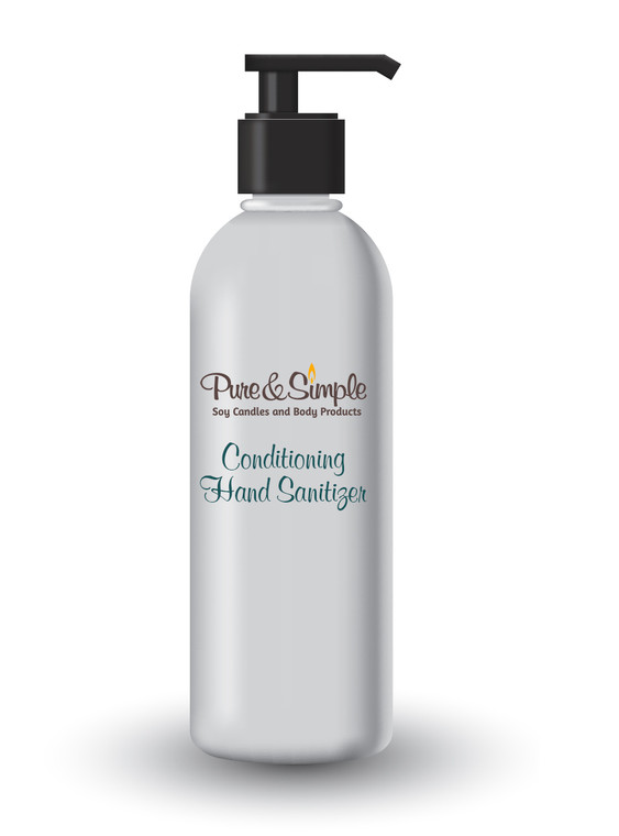 Conditioning Hand Sanitizer