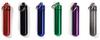 "ID/Pill Holder Round Bottom with Keychain 2- 3/4"" 6PC"
