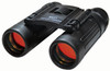 8x21 Binocular, Black Body with Carrying Case, Ruby Coated Lenses