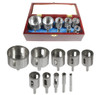Diamond Hole Saw Kit