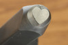 Metal Heart Punch 6mm