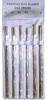 144 Piercing Jewelry Saw Blades Assorted Sizes