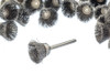 """Stainless Steel Wire Cup Brush 3/8"""" Box Of 36"""