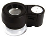 Stamp Loupe With Led Lights 15X21mm Lens