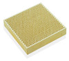 """Soldering Plate 4""""X4"""" X20mm Made of Alumina"""