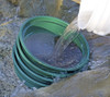 "9 Piece 11"" Sifting Pans Fitting 5 Gallon Bucket"