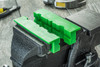 """Flat Magnetic Vise Jaw Inserts 2pc 4"""""""