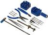 16Pc Watch Repair Kit Blue (Open Watch Backs - Cha