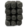 12 Pc 6mm Zodiac Punch Kit