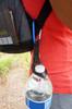 bottle carabiner attachment holder