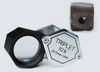 (10x20.5mm) Professional Quality Triplet Jewelers Loupe