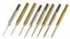 8 PC Punch Set (4PC Steel 4PC Brass)