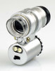 16X Miniature Microscope with 2 White Led
