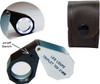 10x21mm Professional Quality Illuminated Triplet Loupe