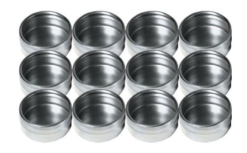 Aluminum Box Set 12pc 1-1/4 x 3/4