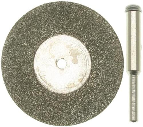 "Diamond Wheel 80 Grit 1 5/8"""