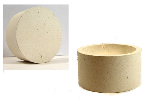 Alumina Ceramic Pot For Melting Gold