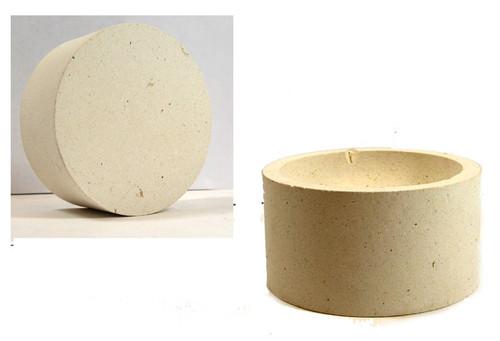 Alumina Ceramic Pot For Melting Gold